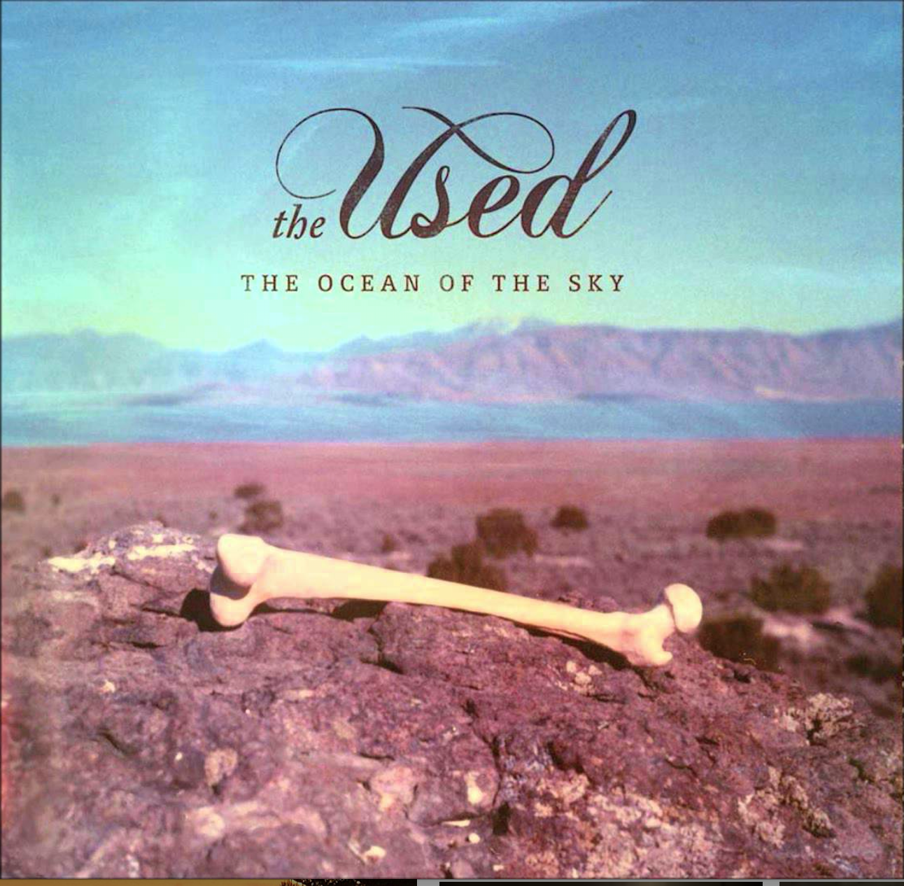 The Used Oceans in the sky